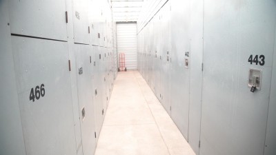 Airport Lockers